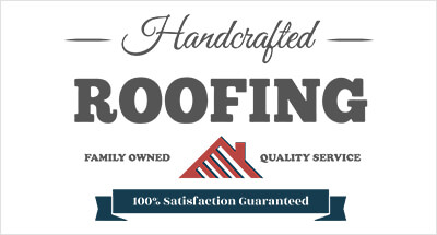 handcrafted roofing