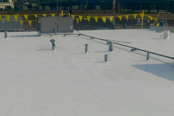 TPO Roofs Installation