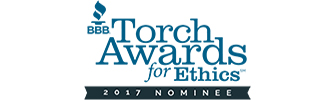 BBB Torch Awards for Ethics 2017 Nominee
